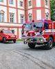 Nákup velkokapacitní požární cisterny na dopravu vody