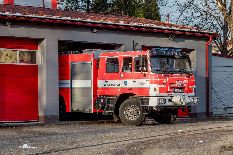 Pořízení nového hasičského automobilu pro JSDH Příbor