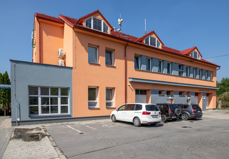 Noclehárna a denní centrum pro lidi bez domova v Rožnově pod Radhoštěm