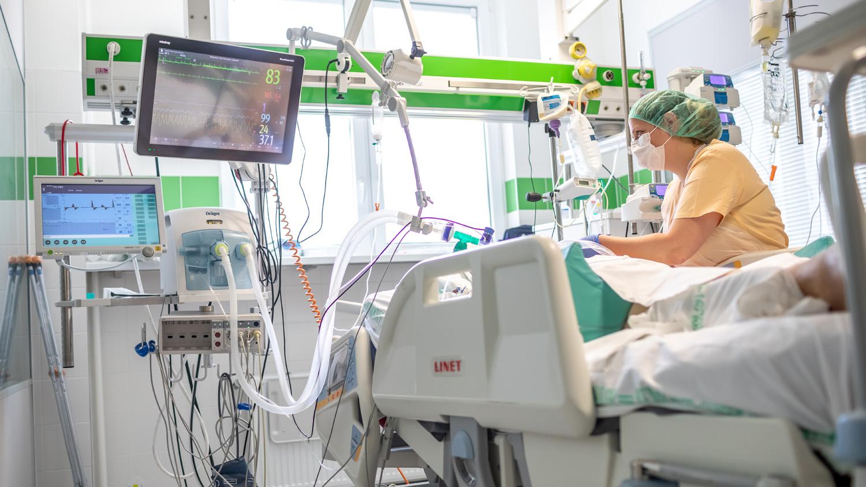 Modernizace návazné péče Nemocnice Sokolov - projekt I.