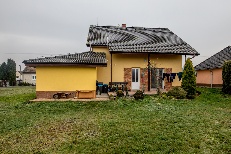 Transformace příspěvkové organizace Nové Zámky - I. etapa