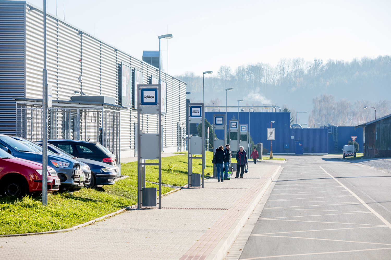 Dopravní a přestupní terminál Rychnov nad Kněžnou