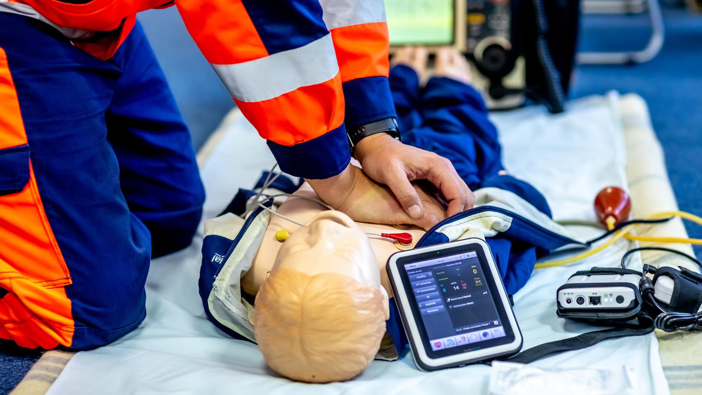 Vybavení pro školicí střediska Zdravotnické záchranné služby Zlínského kraje