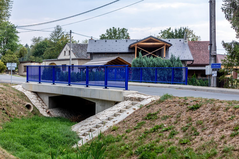 Most ev. č. 644-007 Újezd u Mohelnice