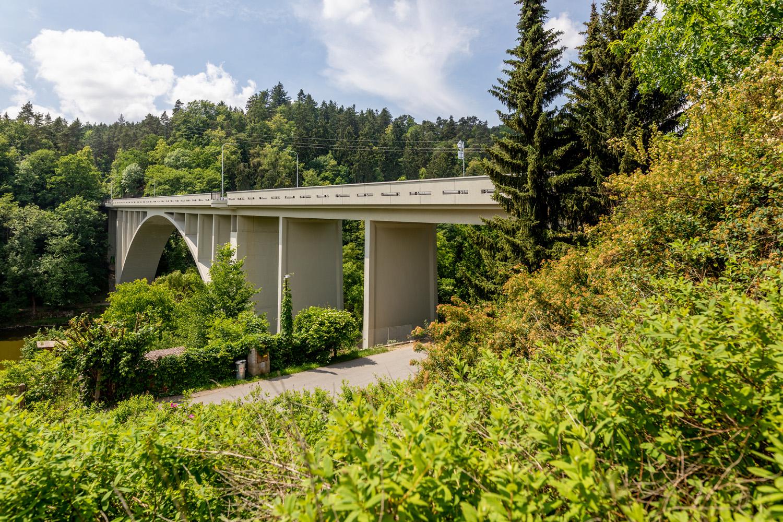 Most evid. č. 137-014 Švehlův v Táboře