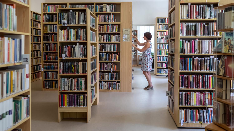 Revitalizace památky č. p. 52 v Žatci - Městská knihovna
