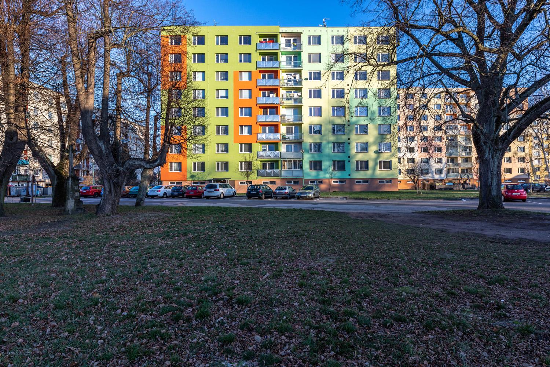 Revitalizace - zateplení bytového objektu Na Obci čp. 843, Jaroměř