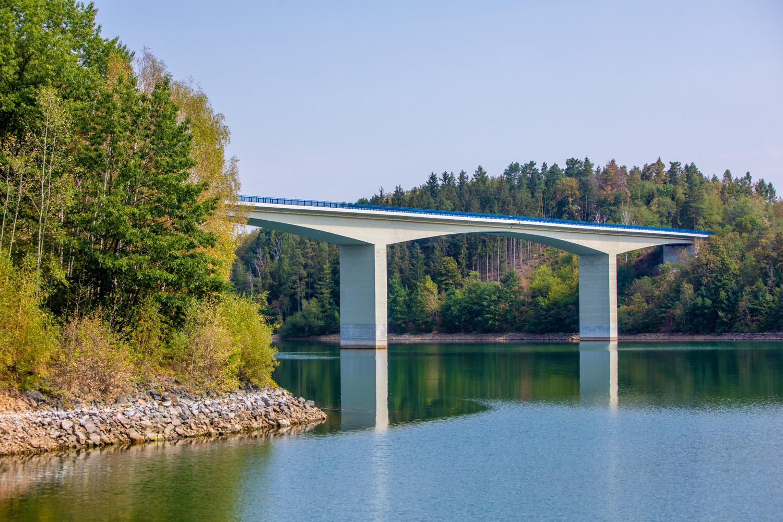II/150 Brzotice, rekonstrukce mostu ev.č. 150-012