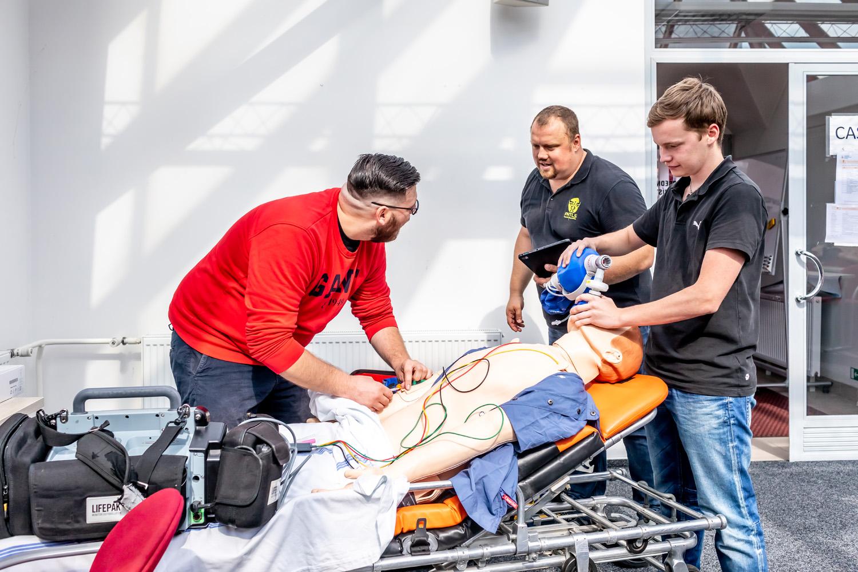 Výcviková a školící základna pro Zdravotnickou záchrannou službu Královéhradeckého kraje - Věž vzděl