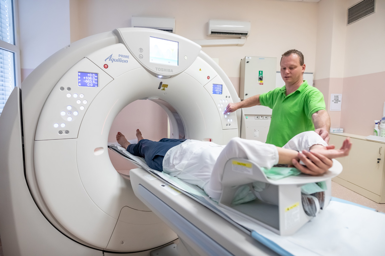 Vybavení návazné péče Nemocnice Tábor, a.s.
