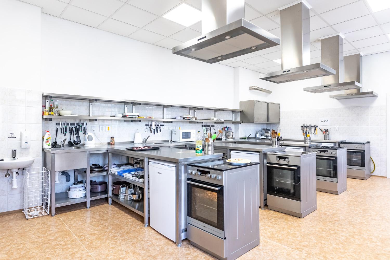 Vybudování gastrolaboratoře v návaznosti na zavedení vzdělávacího programu Kulinářské umění do výuky v oborech Kuchař-číšník a Gastronomie