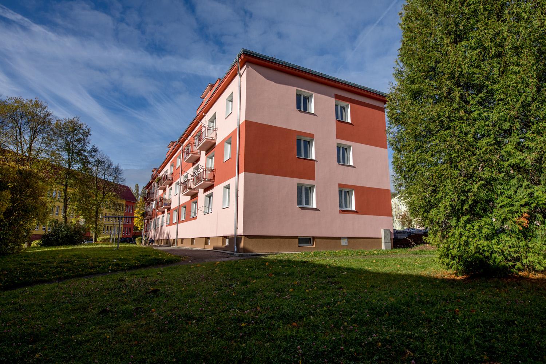 Zateplení BD - Poštovní 667, Horní Slavkov