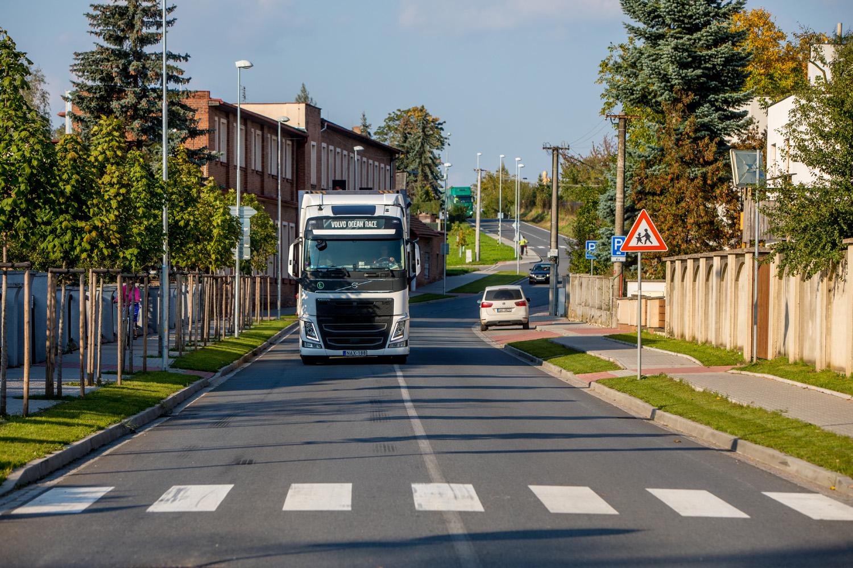 II/299 - Třebechovice pod Orebem, ul. Tyršova