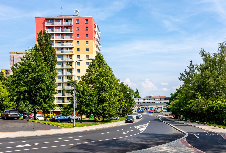 Oprava zateplení a balkónů BD Riegerova 1311/15