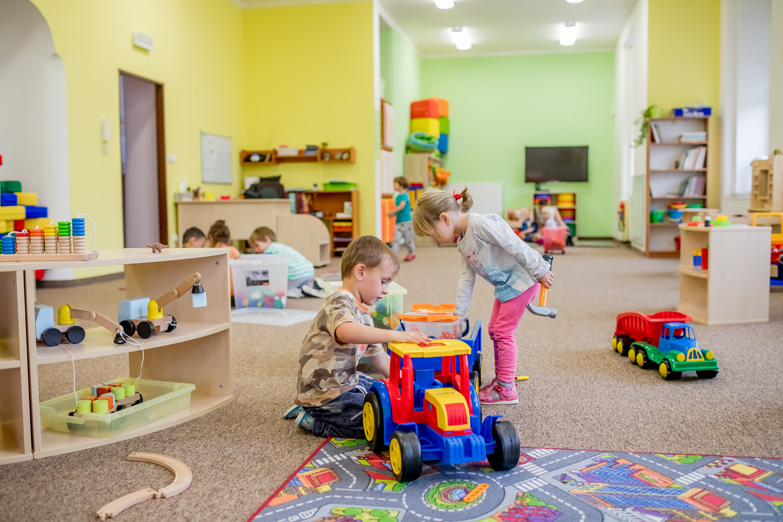Vybudování Mateřské školy Drhovy