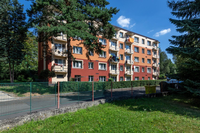 Zateplení SVJ Kamenická, Děčín